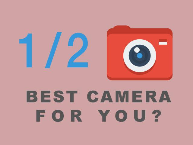 Beeld bij eerste blog over Wat is nu de aller, aller, aller beste camera?
