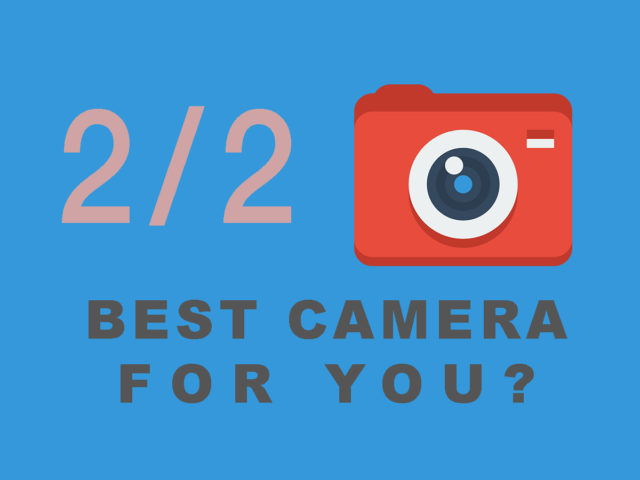 Beeld bij tweede blog over Wat is nu de aller, aller, aller beste camera?